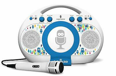 Karaoke Machine for Adults and Kids Singing Microphone Portable Speaker System