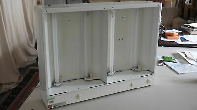 Vintage hospital/ dental industrial X-ray light box. Working condition