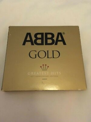 ABBA GOLD 40th Anniversary DELUXE Edition 3CD