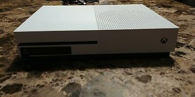 Microsoft Xbox One S 500GB White Gaming Console