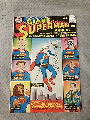 Giant Superman Annual No.3