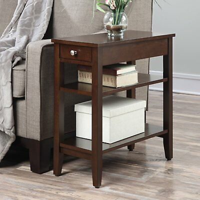 Incredible Flip Top Sofa Side End Table Narrow Couch Table Stand Living Andrewgaddart Wooden Chair Designs For Living Room Andrewgaddartcom