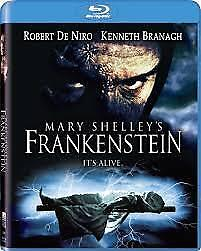 Mary Shelley's Frankenstein Blu-Ray [New/Sealed]