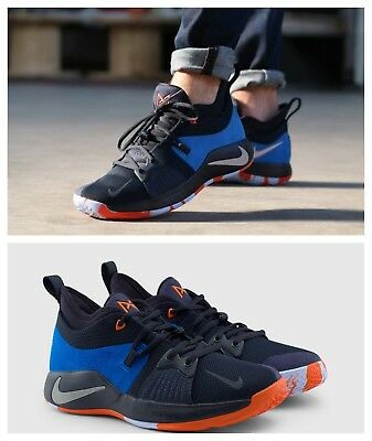 official photos dfb6b 6479b NIKE PAUL GEORGE PG 2 GS Youth Boy's Sz 6.5Y Basketball Shoe 943820-400