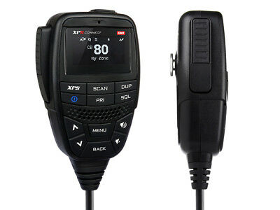 XRS-370C XRS Connect Compact Hideaway UHF CB GME