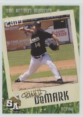 2009 Grandstand San Antonio Missions #MIDE Mike DeMark Rookie Baseball Card