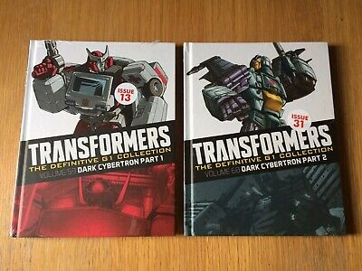 Transformers The Definitive Collection - Dark Cybertron Part 1&2 *SEALED*