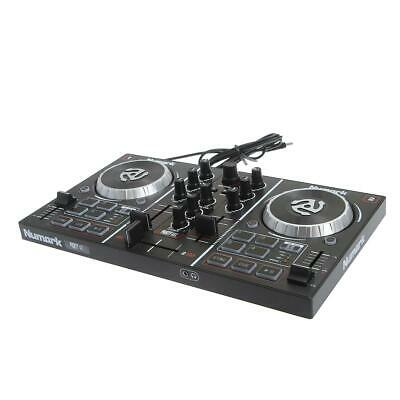 Numark Party Mix DJ Controller with Built In Light Show - SKU#1094501