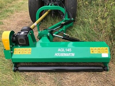 Tractor Mounted Bank Verge Mower, Side Arm Flail, 1.45m £2050 inc VAT & DEL