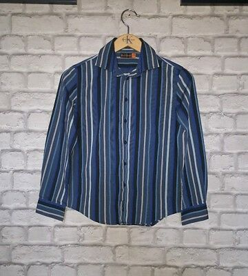 Boys BEN SHERMAN Long Sleeve Shirt 10-11 Years