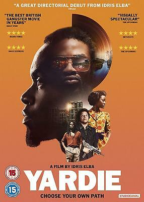 Yardie - New DVD / Still Sealed / Free Delivery