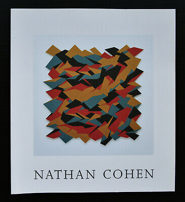 Annely Juda Fine Art # NATHAN COHEN # 2001, mint-