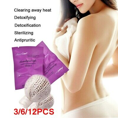 Women Detox Health Care Product Body Relax Pain Relieve Chinese Herbal Tampon