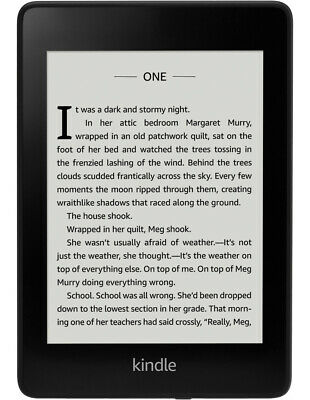NEW Kindle Paperwhite eReader (10th Gen) 8GB
