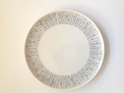 Jackstraws by Syracuse mid-century dinner plate excellent condition!