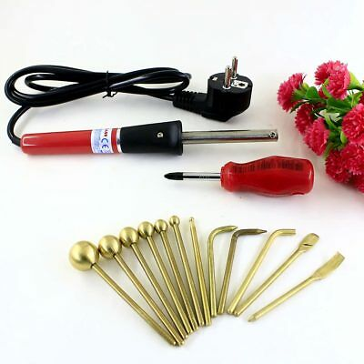 12 Millinery flower making professional tools BRASS Millinery Electric Tools
