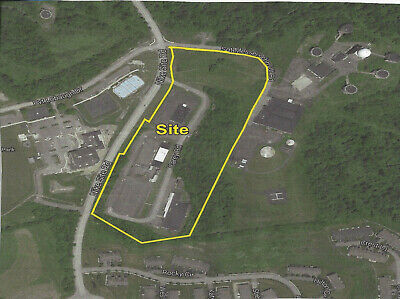 15 AC Land w 35k SF industrial, office & Maint bldgs in Oakdale (Collier tsp) PA