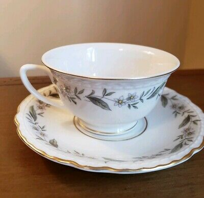 Royal Jackson Fine China Cup And Saucer