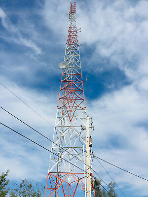 200' SST (self support steel) Radio/Cellular tower in Washington IL