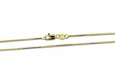 10K White Gold Snake Chain Necklace .65mm wide Spring Ring Clasp 20 inch Solid
