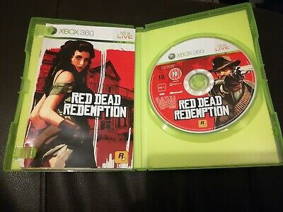 Xbox 360 Game Red Dead Redemption