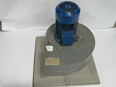 Lanfranchi M25/2 Blower Motor Assembly C/W Melco Motor 2.6kW ! WOW !