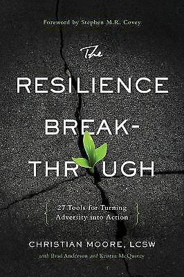 The Resilience Break-Through by Christian Moore (2014, Paperback)