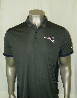 720f0162 NEW ENGLAND PATRIOTS Nike Men's Evergreen Performance Polo New