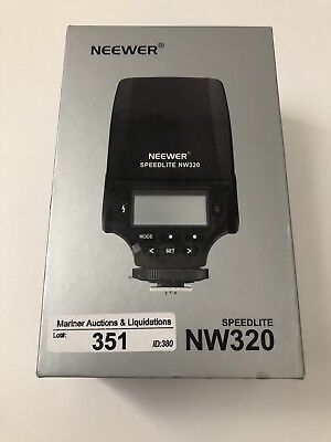 Neewer NW320 TTL Flash Speedlite