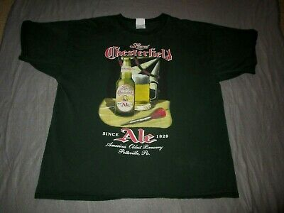DOGFISH HEAD BREWING Company Craft Beer Authentic Cotton T-Shirt 2XL ... abe16e446