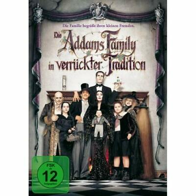 Die Addams Family in verrückter Tradition DVD