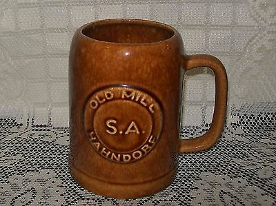 VINTAGE LARGE 'OLD MILL' HAHNDORF S.A. STEIN 13cm