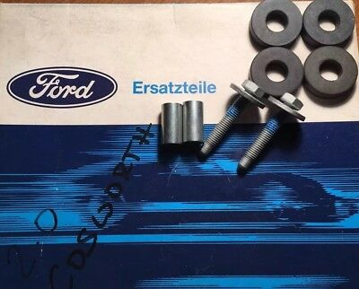 Genuine Ford Sierra Escort Cosworth RS500 4WD 2WD Radiator Bolts Bushes Spacers
