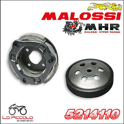 5214110 Clutch And Bell Malossi Delta System Peugeot Speedfight 50 2T Lc