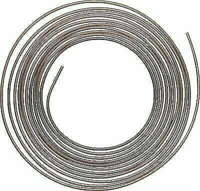 "5/16"" Cupro Nickel Fuel / Brake Pipe Hose Line Kunifer 25Ft / Foot - Bp5"