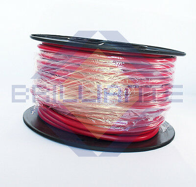 Battery Starter Cable 3 B&S 3B&S Red 6M 3Bs B S Auto Tycab Wire 12V
