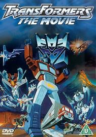 Transformers - The Movie (DVD, 2003) - KH7