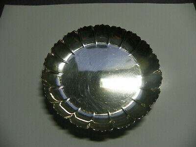 Tiffany & Co. #20702 1717 DUBLIN REPRODUCTION STERLING VANITY PIN TRAY