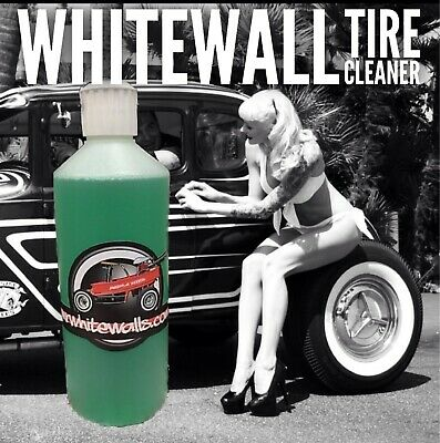 The Best Whitewall Tire Cleaner