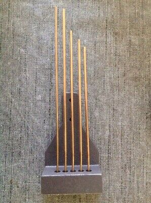 Westminster Clock Chime Gong For Franz Hermle Clock Longest Rod195mm