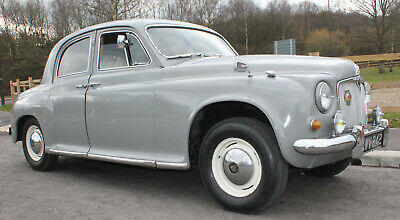 1955 Rover P4 75 Saloon Lovely early example . The odometer reads 39,800 miles