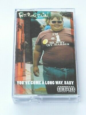 Fat Boy Slim - You've Come A Long Way, Baby - Cassette Album - Used