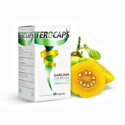 *GARCINIA CAMBOGIA Weight loss and helps reduce cholesterol leve 60 cpl.