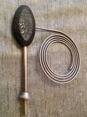 Antique Clock Chime Flat Steel Wire Gong Antique Clock Part 160x130mm