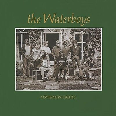 The Waterboys - Fisherman's Blues   Cd New+
