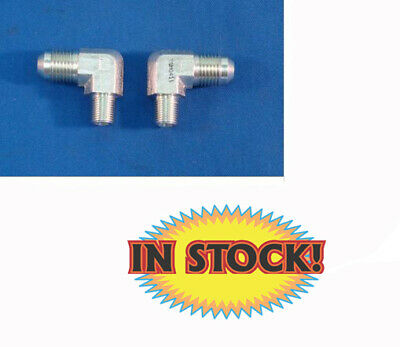 """Gotta Show 231109 -6 AN 90 Degree x 1/8"""" Transmission Cooler Fitting"""