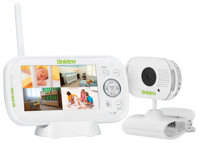 "Uniden 4.3"" Digital Wireless Baby Video Monitor - BW3101"
