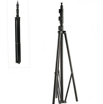 Elinchrom Lighting Stands - Clip-lock 1x 3 Section 1x4 Section with Case