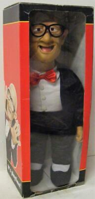 Mr Six Flags 15 Inch Doll New In Box Dancing Man Nrfp Six-Flags Amusement Parks