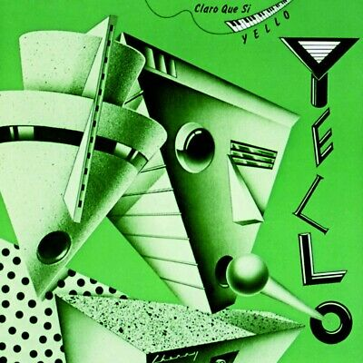 Yello - Claro Que Si (Remastered 2005)  Cd New+